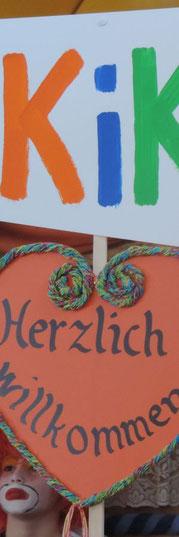 Kirchgemeinde Grafenried - Foto Kinderkirche