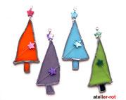 Weihnachten Baumschmuck Tiffany