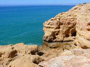 Küste bei Carvoeira