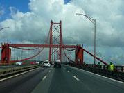 Brücke Ponte 25de Abril