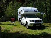 Camping Penacova