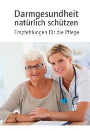 Kostenloser Informationsflyer Darmgesundheit in der Pflege