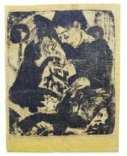 Ernst Ludwig Kirchner (1880 - 1938) Limit: 10.000 € | Zuschlag: 16.250 €