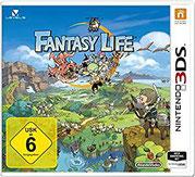 Fantasy Life Nintendo 3DS  beste gute Games Spiele kaufen billig guenstig test tipps erfahrungen meinungen vergleich online bestellen sparen beste gute schnaeppchen