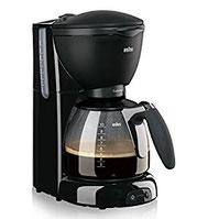 gute beste Braun Kaffeemaschine kaufen billig guenstig test tipps erfahrungen meinungen vergleich online bestellen sparen schnaeppchen