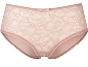 Sculptresse Pure Lace Short nude