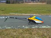 Shape 9.0 Edel-Helikopter