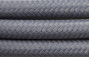 Textilkabel taubengrau
