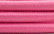 Textilkabel Pink Fuchsia