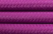 Textilkabel beere