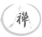 Zazen im Shinki Dojo Weiler