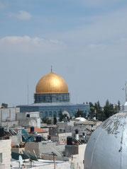 Mosquée Al Aqsa (photo pers.)