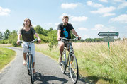 Camping Sites & Paysages  Les Saules à Cheverny - Loire Valley - Balades nature en famille ou entre amis