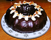 Rührkuchen, Dekor 3