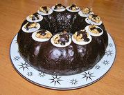 Rührkuchen, Dekor 2
