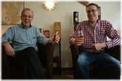 Peter Eckhoff und Ole Brunckhorst-Eckhoff