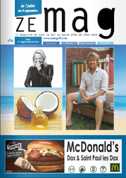 ZE mag DAX n°66 juillet-août 2017