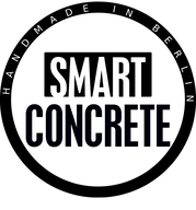 Smart Concrete Logo - Handmade in Berlin