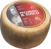 maremma sheep sheep's cheese dairy pecorino caseificio tuscany tuscan spadi follonica block 16000g 16kg italian origin milk italy matured aged il tosco classic