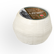 maremma mixed mix cow cow's sheep sheep's cheese dairy caseificio tuscany tuscan spadi follonica block 600g 0.6kg italian origin milk italy fresh cacio misto  il butterino