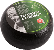 maremma sheep cheese dairy pecorino caseificio tuscany tuscan spadi follonica block 1200g 1.2kg classic italian origin milk italy aged matured etrusco black