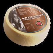 maremma mixed mix cow cow's sheep sheep's cheese dairy caseificio tuscany tuscan spadi follonica block 3000g 3kg italian origin milk italy fresh il maremmano formaggio misto