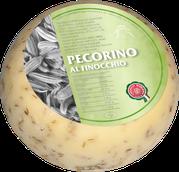 pecorino maremma new taste sheep sheep's chese dairy caseificio tuscany tuscan spadi follonica block 1200g 1.2kg italian origin milk italy matured aged flavored flavor al finocchio fennel seed aromatic