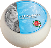 maremma mixed mix cow cow's sheep sheep's cheese dairy caseificio tuscany tuscan spadi follonica block 1200g 1.2kg italian origin milk italy fresh primosale formaggio misto