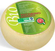 pecorino sheep sheep's cheese dairy caseificio tuscany tuscan spadi follonica block 1200g 1.2kg italian origin organic biological bio certificated logo milk italy fresh tender  biologico