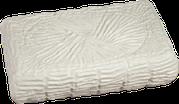 fresh soft cheese from sheep's milk no ripening 1200g block opened unpacked tuscany italy maremma
