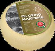 maremma sheep sheep's cheese dairy pecorino caseificio tuscany tuscan spadi follonica block 1200g 1.2kg italian origin milk italy fresh classic