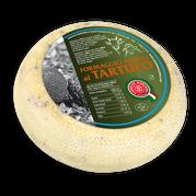 maremma mixed mix cow cow's sheep sheep's cheese dairy caseificio tuscany tuscan spadi follonica block 600g 0.6kg italian origin milk italy fresh truffle flavored flavor formaggio misto al tartufo