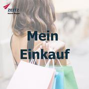 Einkaufen in Zeitz