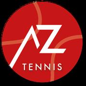 AZ Tennis Ball Logo