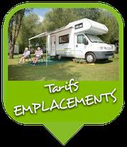 Camping Sites & Paysages Les Saules à Cheverny - Loire Valley - Tarifs emplacements tentes et caravanes