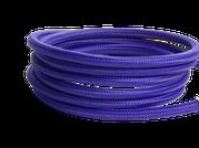 Textilkabel violett