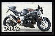 Suzuki GSXR 1300 Hayabusa Speedfighter Streetfighter Racebike Komplett Umbau