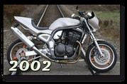 Suzuki GSF 1200 Bandit Streetfighter komplett Umbau