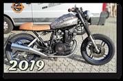 YAMAHA XS400 XS 400 Cafe Racer Heckumbau Umbau