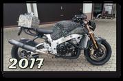 SWITSH CUSTOMS Suzuki GSXR 1300 Hayabusa Streetfighter Rat Bike Umbau