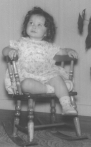 When I was little, we had a little red rocking chair that had been passed through my six older siblings. I loved that little red chair. I loved to sit and rock in it and daydream the hours away. Sometimes I would get so caught up in my thoughts that I did
