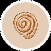 Zimtschnecken; Zimtkranz; Teig; Sauerteig; Brotbackautomat