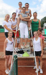 SKG Stockstadt Tennis - Aufsteifer 2008 - Juniorinnen U18
