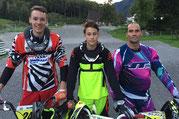 Max Hugl, Andre Dutczak, Christian Jäger