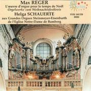Ref : SYR 141320 - Orgues Eisenbarth de l'église Notre-Dame de Bamberg (D)