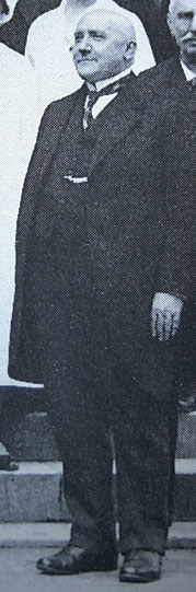 Bürgermeister Georg Kaiser, Schweina 1926