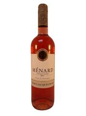 Domaine de Ménard, Rosé, Frankreich, trocken, leicht, wenig Alkohol