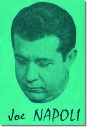 Joe napoli 1961