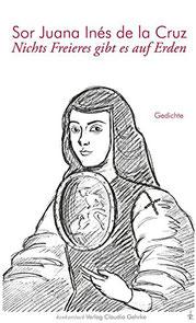 Buchcover: Zeichnung einer Nonne mit jungem, hübschem Gesicht