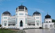 "Grosse Moschee "" Masjid Raya """